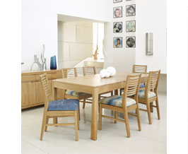 Geo range dining furniture