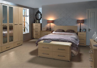 Vogue bedroom furniture
